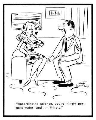 Science Humor | Ninety percent water