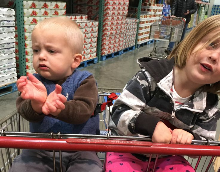"""A hilariously sarcastic blog post about how a Mom plans on Surviving Costco in 50 """"Easy"""" Steps. Good for a laugh. :)"""