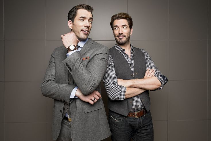 Even if you aren't on the prowl for a fixer-upper, it's hard not to be seduced by the magical makeover skills of HGTV hosts Drew and Jonathan Scott. Description from pinterest.com. I searched for this on bing.com/images