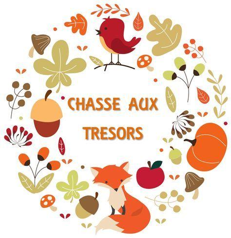 Une chasse au trésor enfant à imprimer, pour leur faire découvrir la nature en automne, au parc ou en forêt. A télécharger gratuitement sur Eveil et Nature!