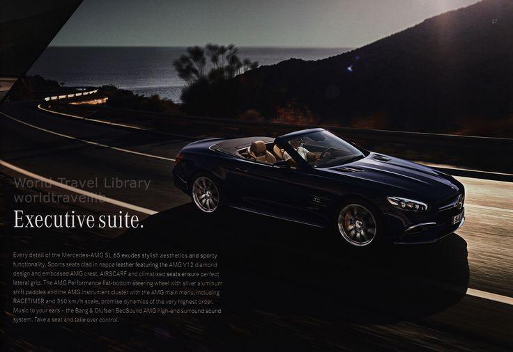 https://flic.kr/p/TC6o3d | Mercedes-Benz SL and SLC AMG Roadster;  2015_5