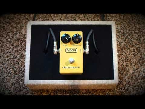 MXR Distortion + | Pedal of the Day