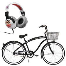 Bicicleta Paul Frank Chooper R26 1V H mas Audifono Skullcandy Hesh