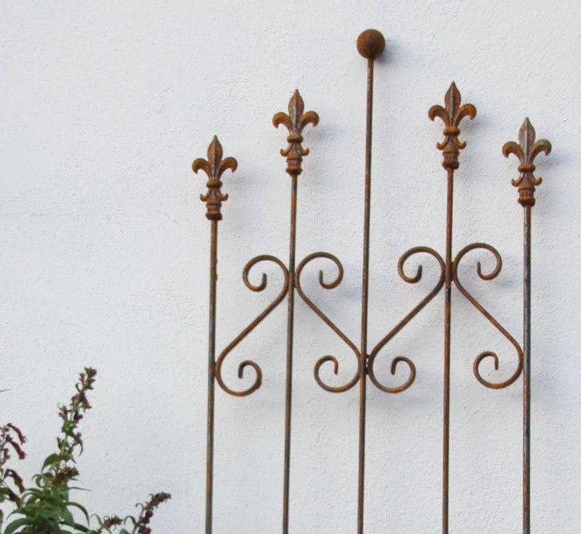 Die besten 25 rankhilfe rosen ideen auf pinterest for Gartendeko rostigem eisen