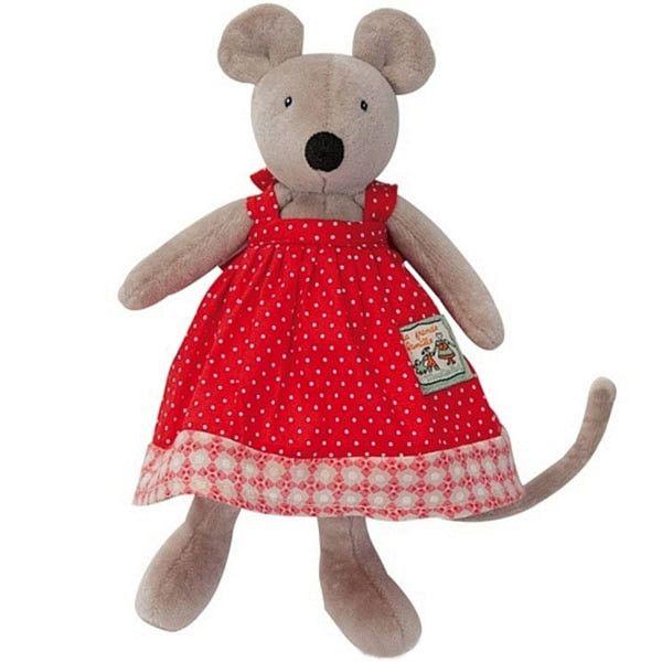 Nini The Tiny Stuffed Mouse