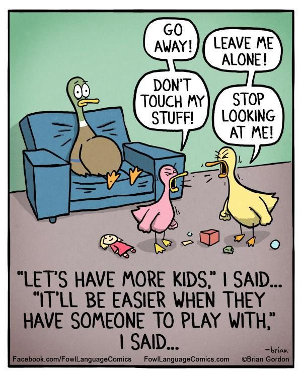 12 Hilarious Comics That Nail The Reality Of Parenthood