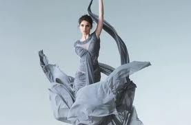 Model:Anne Curtis Smith  Gown: Francis Libiran As seen on America's next top model Proud Filipino
