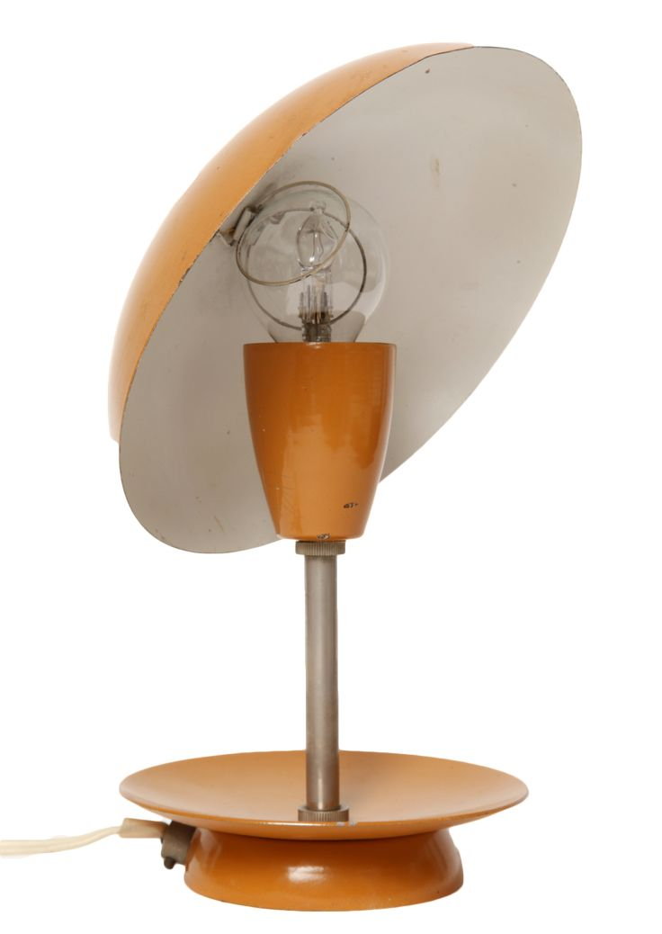 polska lampka, galecki, lata 60.