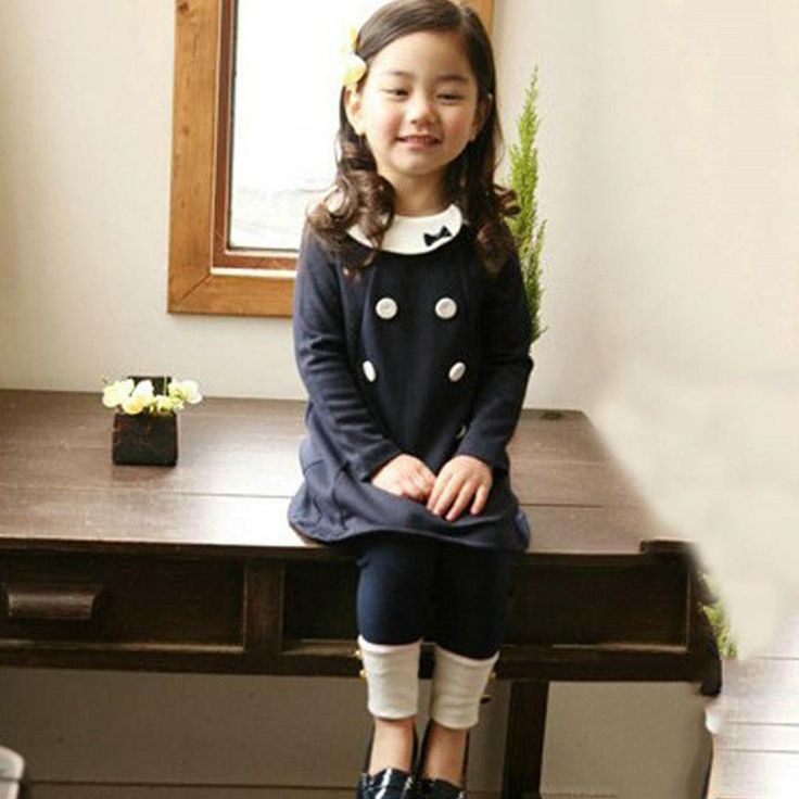$4.22 (Buy here: https://alitems.com/g/1e8d114494ebda23ff8b16525dc3e8/?i=5&ulp=https%3A%2F%2Fwww.aliexpress.com%2Fitem%2FZehui-Style-Sweet-Kids-Girl-Long-Sleeve-Party-Apparel-Dress-Pink-Navy-Cotton-Blend-Dress-New%2F32477890543.html ) Zehui Style Sweet Kids Girl Long Sleeve Party Apparel Dress Pink/Navy Cotton Blend Dress New Vestido Para Bebe for just $4.22