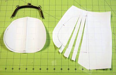 Cómo hacer carteritas y monederos vintage