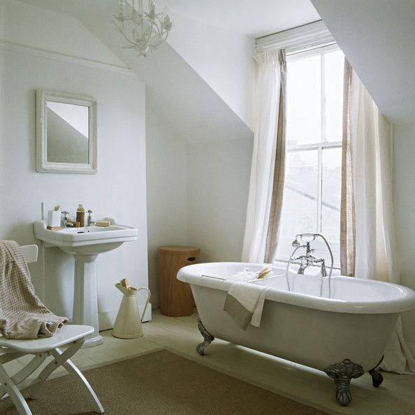 this stylish traditional bathroom will look just as fresh in 100 years time