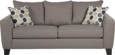 Bonita Springs Gray Sleeper Sofa  . $599.99. 87W x 38D x 39H. Find affordable Sleeper Sofas for your home that will complement the rest of your furniture.