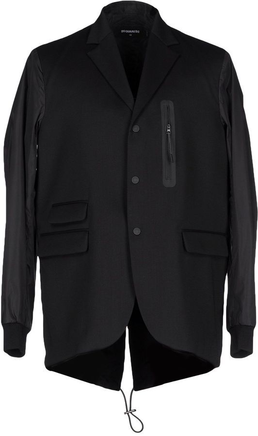 DSQUARED2 Full-length jackets