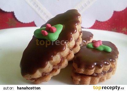 Ořechovo - badyánové cukroví - TopRecepty.cz