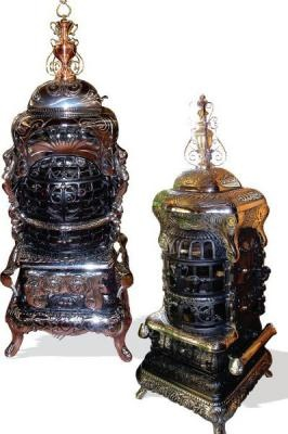 139 Best Images About Antique Stoves Rusty Iron Ranch On