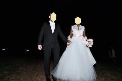 Robe de mariée Grace Kelly de David FIelden