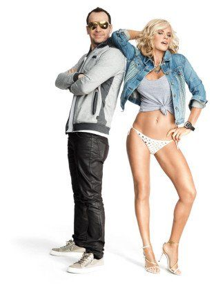 Jenny McCarthy Looks HOT in Shape, Describes Donnie Wahlberg Proposal - The Hollywood Gossip