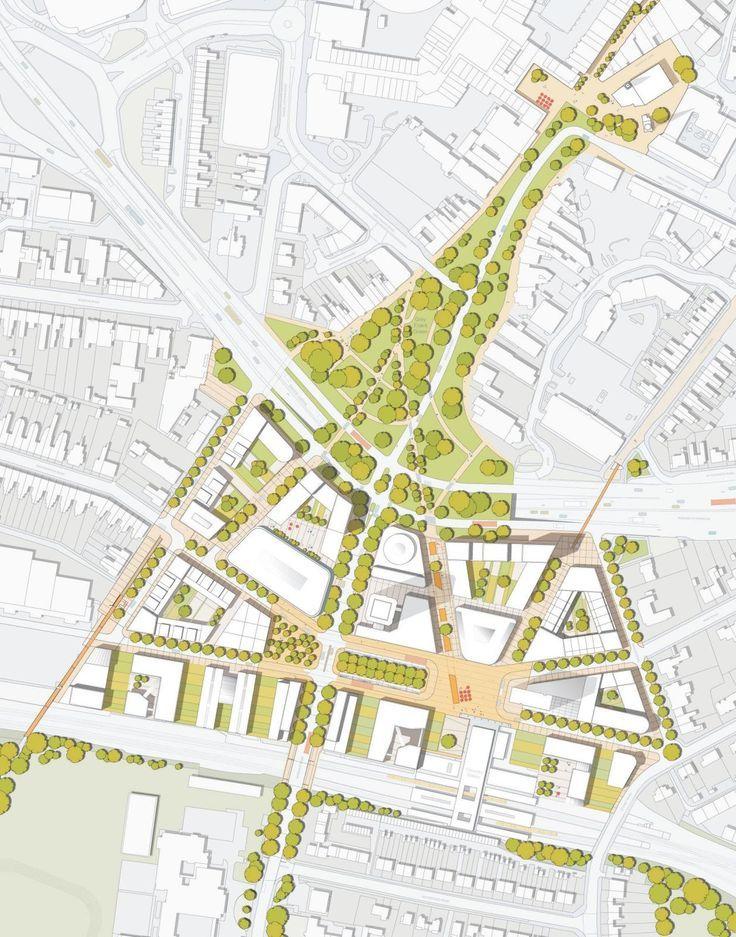 masterplan green spaces - Google Search