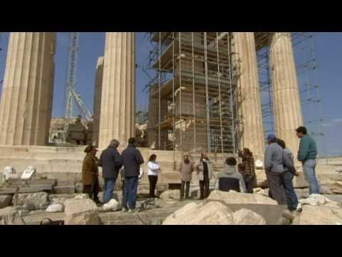An amazing video! Secrets of the Parthenon. Really worth seeing...