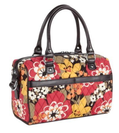 Mini Loft Duffel, in my only new fall 2013 Vera Bradley pattern I like.