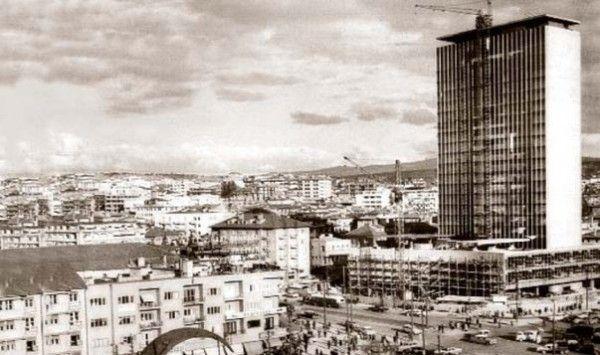 Kızılay 1965 Eski Ankara Fotoğrafları 1