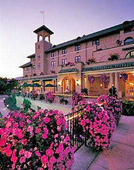 The Hershey Hotel, Hershey, Pennsylvania - Summer of 1994