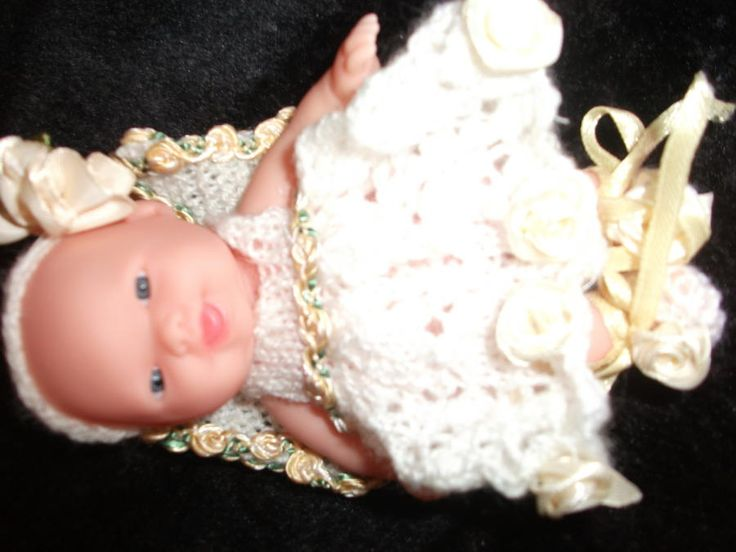 Angel Doll - Knitting creation by mobilecrafts | Knit.Community