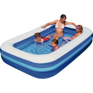 Buy Chad Valley Family Swim Centre Inflatable Paddling Pool at Argos.co.uk - Your Online Shop for Pools and paddling pools.