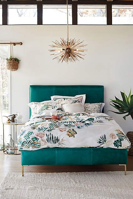 The Aprile Duvet from our Spring House & Home collection.