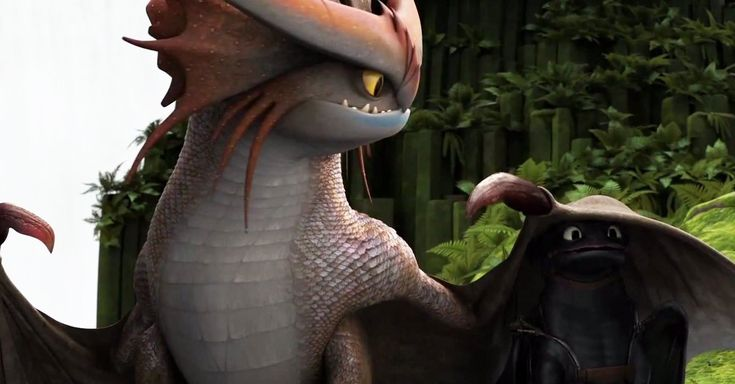 How to Train Your Dragon 19 | How to Train Your Dragon 2' Trailer Unmasks Major Mystery Character