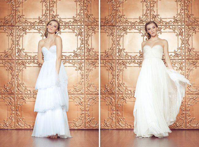 Sarah Seven Wedding Dresses