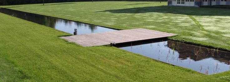Parmentier Bart - Tuinonderhoud // natuurlijke zwembaden // terrasaanleg