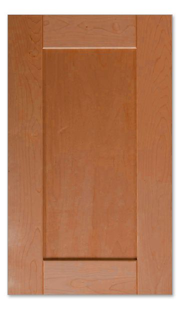 Tuscan Inset Cabinet Door - Paint Grade Alder Frame with MDF Panel cabinet doors by cabinetnow.com