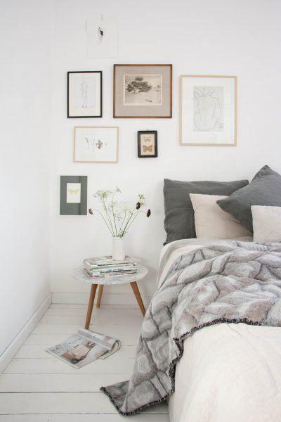 Hide grey blanket scandinavian design pinterest for Bett scandinavian design