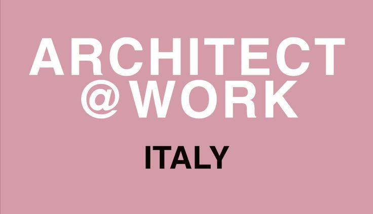 ARCHITECT@WORK @ Fiera Milano | Design Diffusion - Design Projects