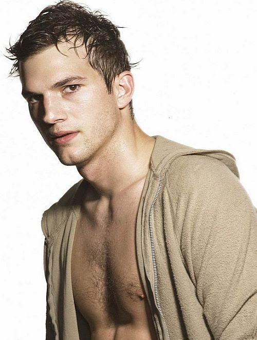 Ashton Kutcher......YES PLEASE!!!!