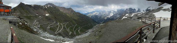 Alpentour 2015, zweiter Reisetag
