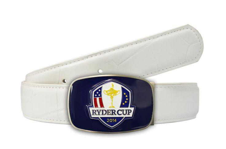 Official Belt Of Ryder Cup 2014