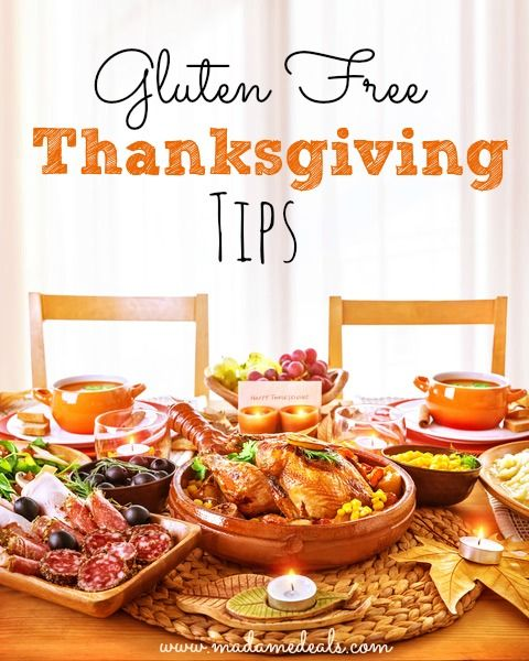 59 best gluten free tips images on pinterest gluten free for Best things to have for thanksgiving dinner