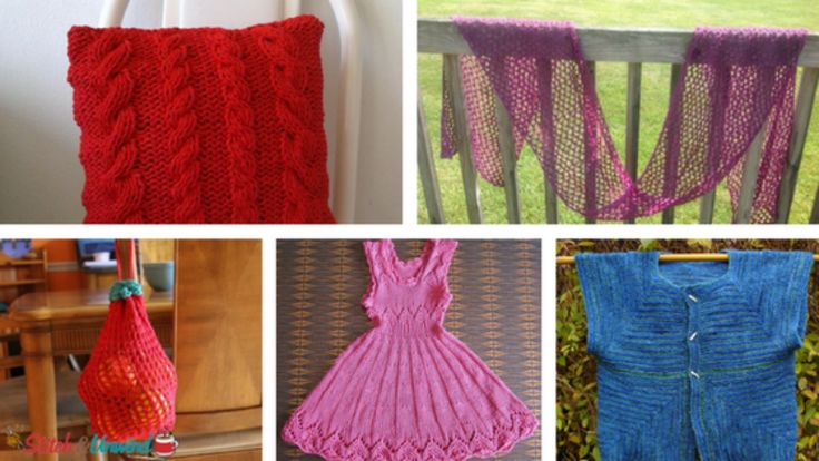 Although winter knitting patterns will keep you warm no matter what Mother Nature throws your way, t