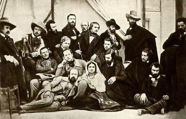 Редкие исторические фотографии XIX века. Обсуждение на LiveInternet - Российский Сервис Онлайн-Дневников