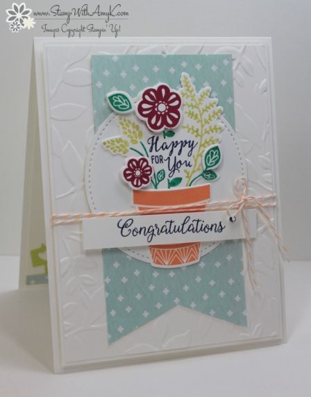 Stampin' Up! Grown With Love Stampin' Up!