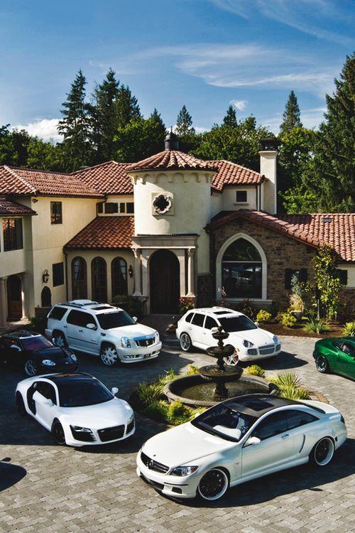 Millionaire dream homes pinterest for My luxury home