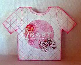 Foto envoltorio camiseta temática bebés