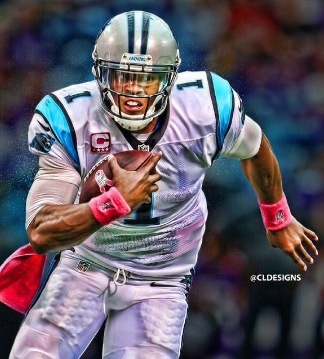 #6: Cam Newton Passing: 7 Rushing: 9 Awareness: 6