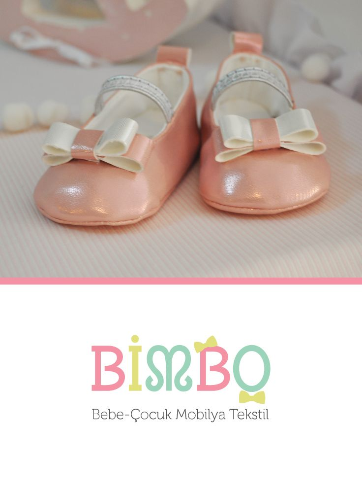 Bebek ayakkabı çeşitleri Bimbo Bebe'de...