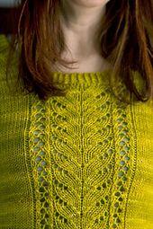 Ravelry: Looking Back pattern by Joji Locatelli