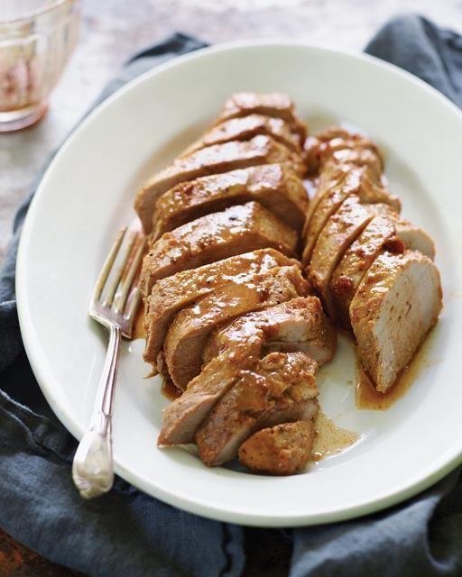 Pork, Roasted pork tenderloins and Maple syrup recipes on ...