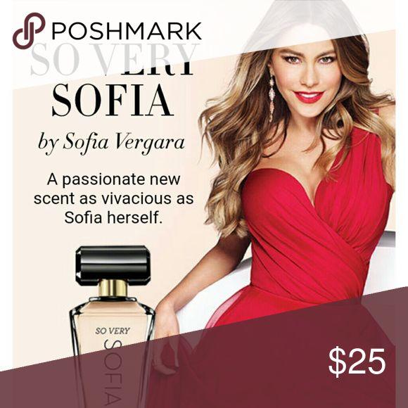 Sofia Vergara Perfume Set Brand new in box. Perfume, Body Lotion, Shower Gel Sofia Vergara Other