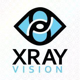Exclusive Customizable Logo For Sale: Xray Vision | StockLogos.com https://stocklogos.com/logo/xray-vision